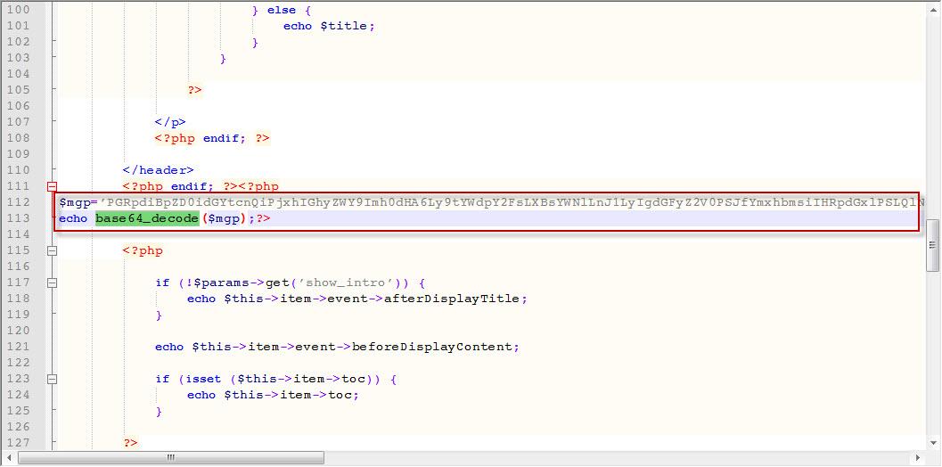 Joomla файл htaccess - 8